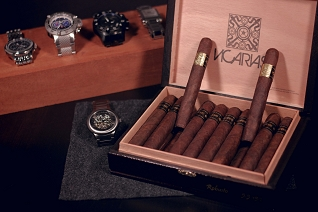 Vicarias Black Label Maduro 20ct Box
